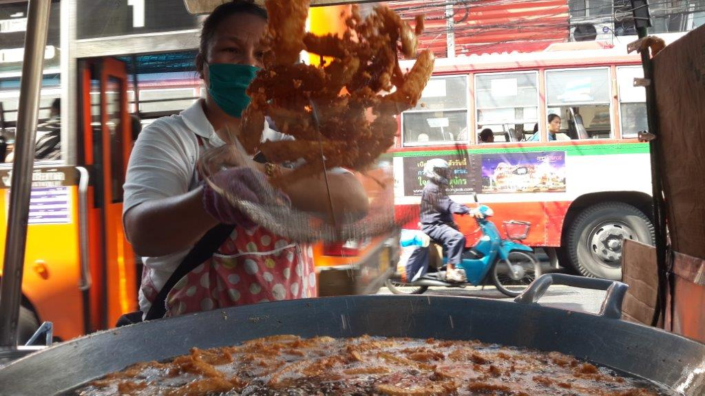 fried banana bangkok