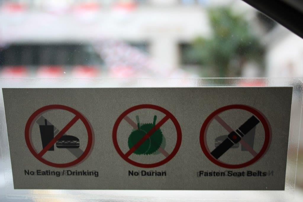 durian banned