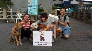 Taste of Thailand Donates