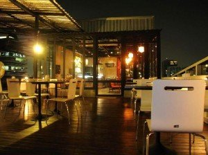 rooftop bar in thong lo