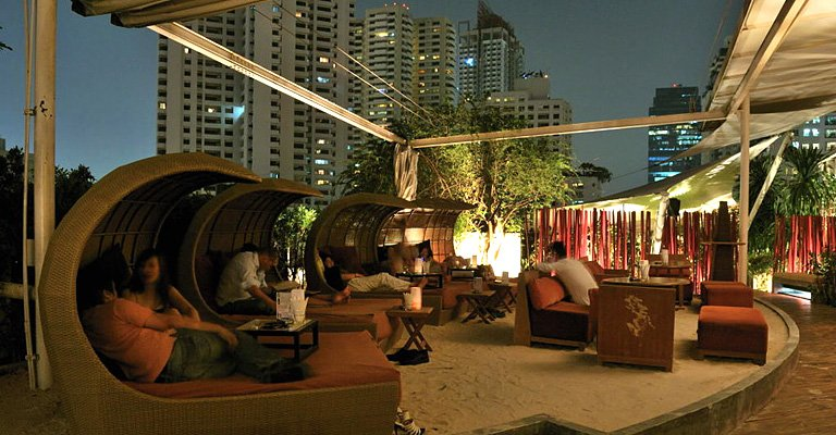 Best Alternative Rooftop Bars In Bangkok Taste Of Thailand