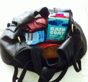 pack for rainy season