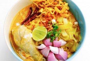 Kaow soi
