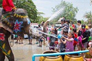 Songkran_11_-_Ayutthaya