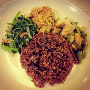 thai brown rice