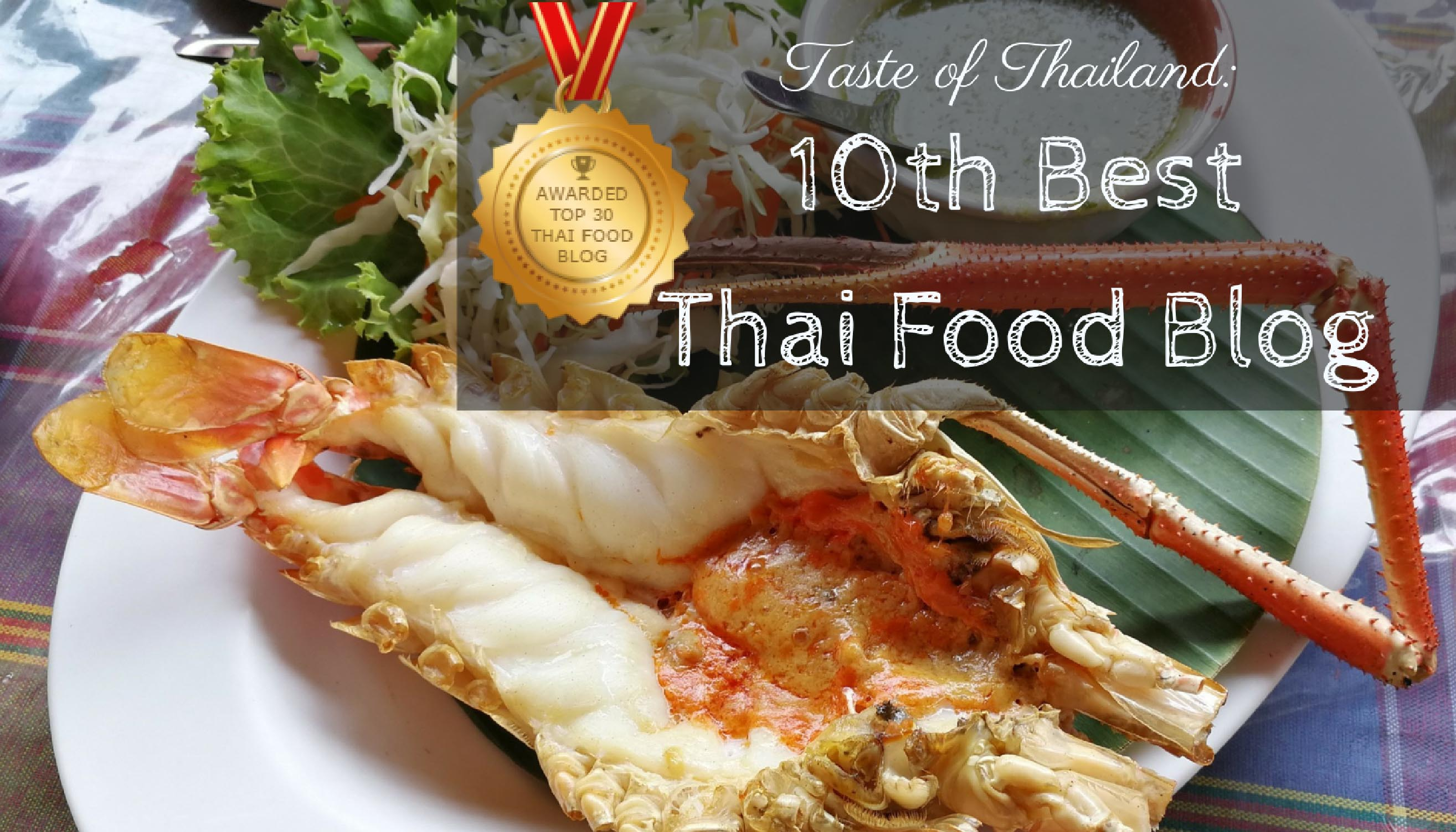 Taste of thailand 10th best thai food blog taste of thailand forumfinder
