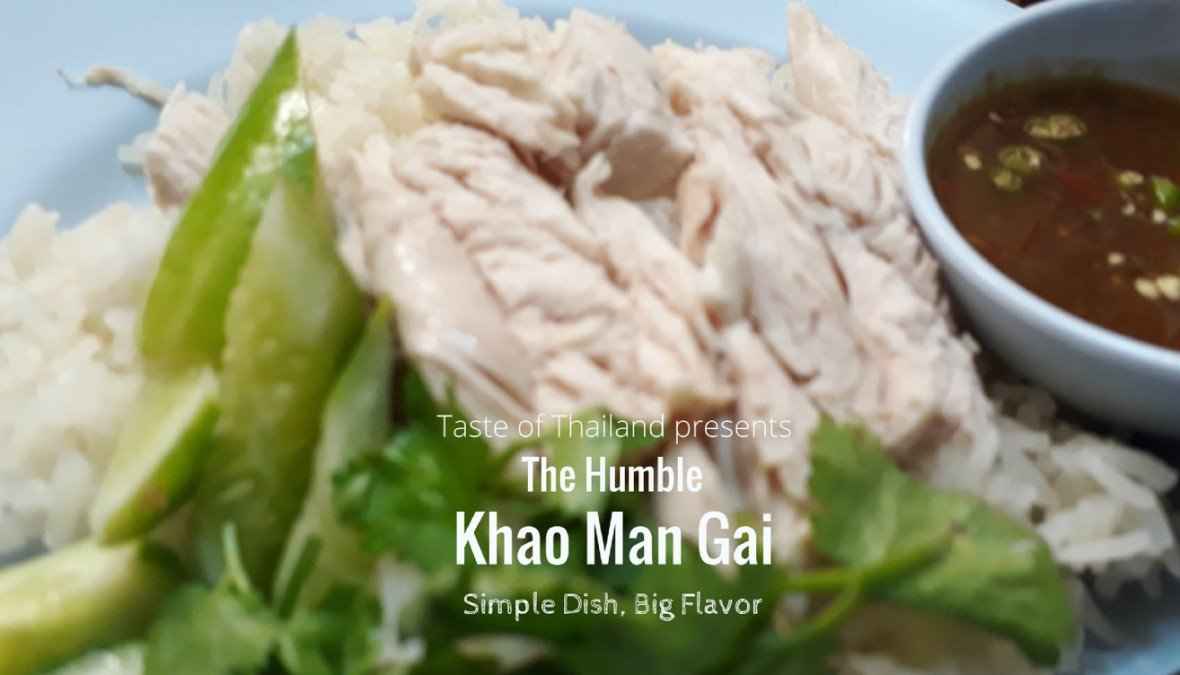 Khao Man Gai Blog Covers