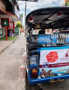 Chiang mai street food safary